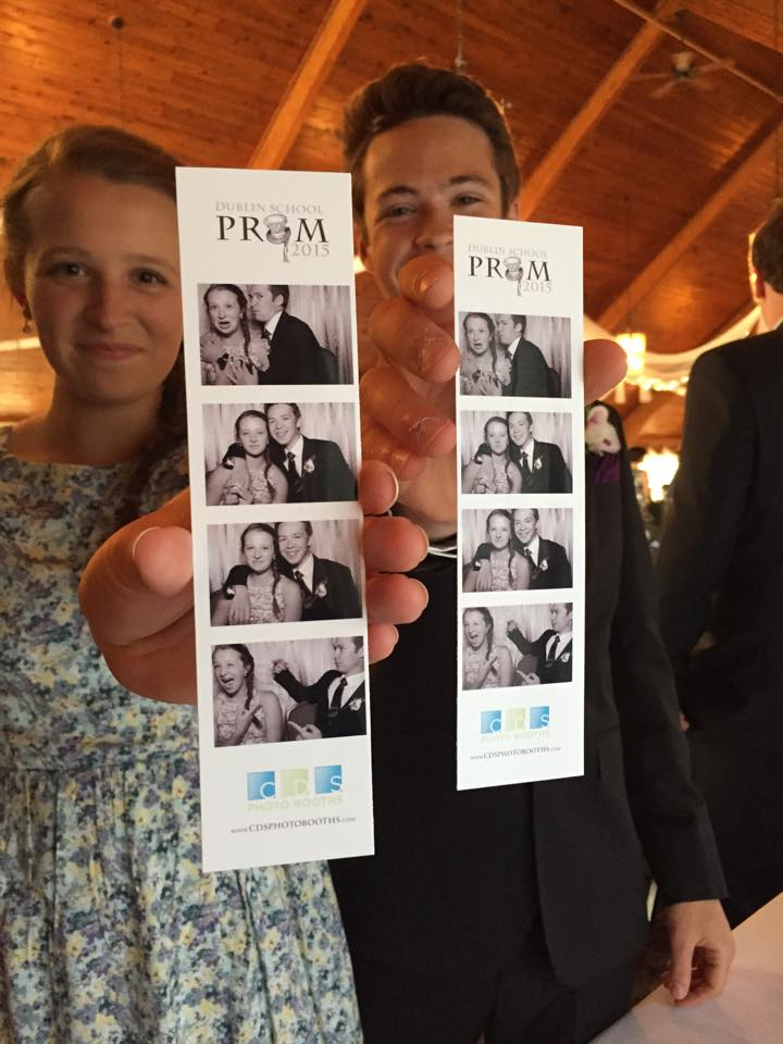 prom photo booth rentals