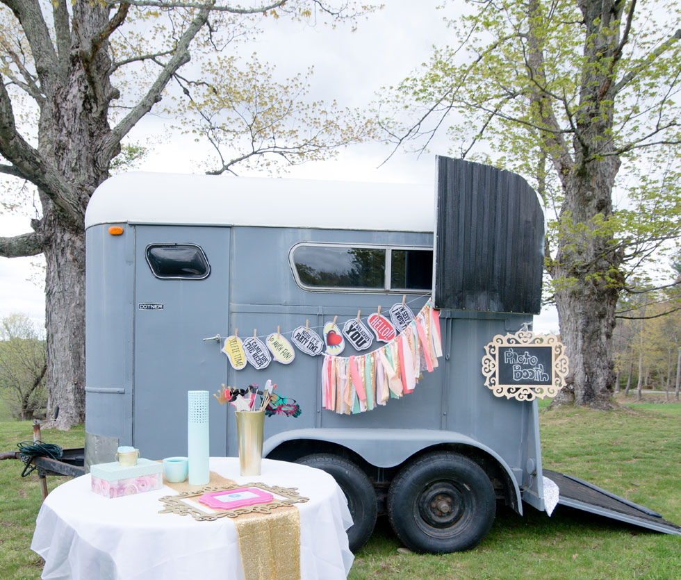 New England Outdoor Photo Booth